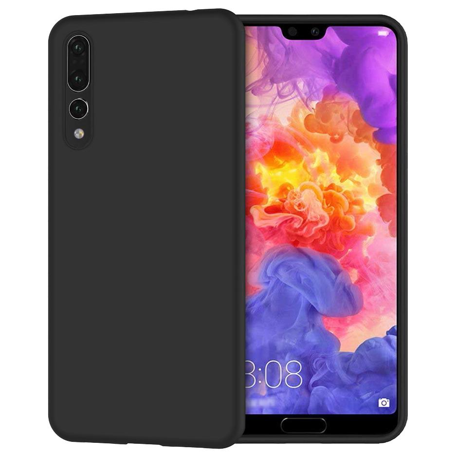 pretty nice 23995 563a7 Flexi Slim Stealth Case for Huawei P20 Pro - Black (Matte)